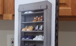 Easy Home Shoe Organizer 2