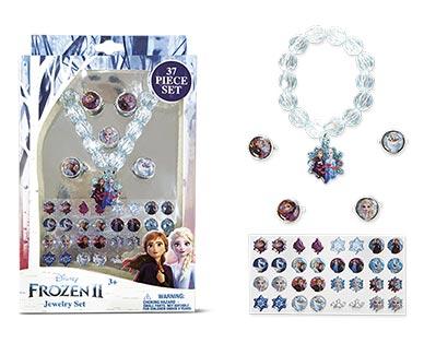 Frozen II Jewelry Set