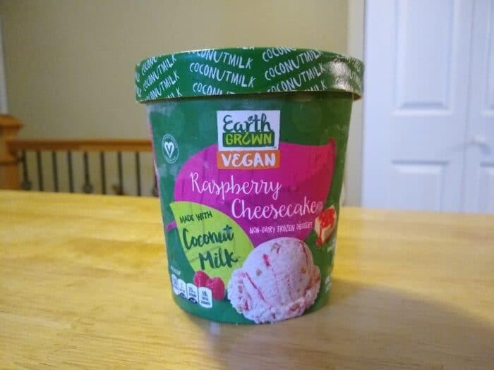 Earth Grown Vegan Non-Dairy Frozen Dessert