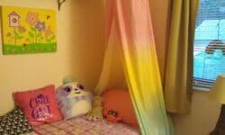 Huntington Home Bed Canopy