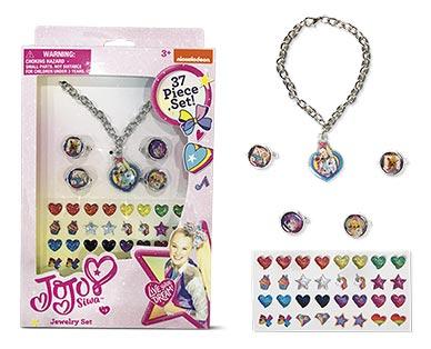 JoJo Siwa Jewelry Set