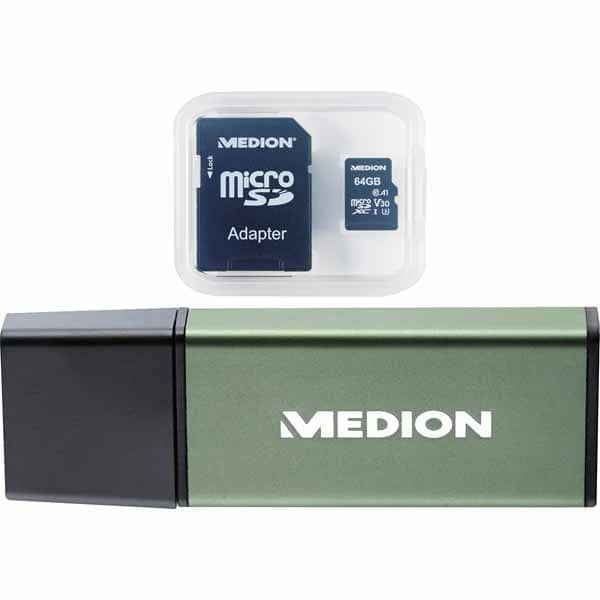Medion SD Card and USB Flash Drive