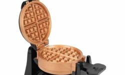 Ambiano Double Rotating Waffle Maker