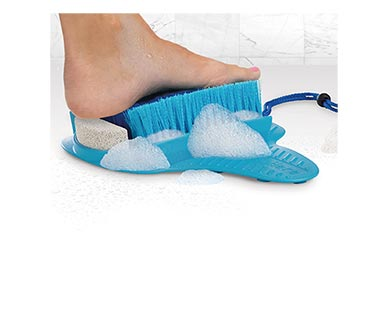 As Seen on TV Fresh Feet Foot Scrubber