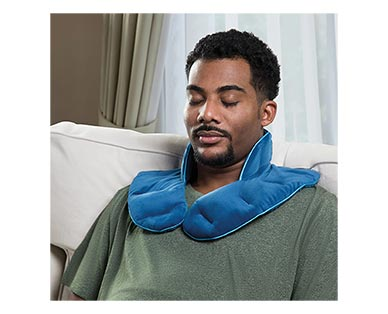 As Seen on TV Therma Comfort Weighted Hot-Cold Neck Wrap