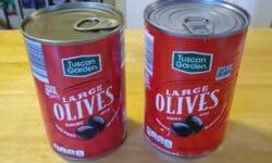 Tuscan Garden Large Olives