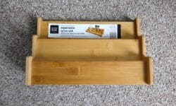 Easy Home Expandable Spice Rack