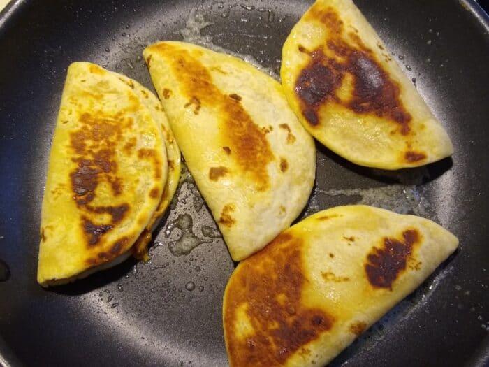 Casa Mamita Chicken Quesadillas