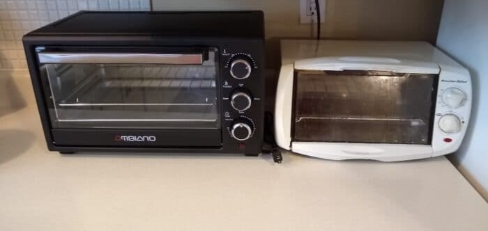 Ambiano Toaster Oven