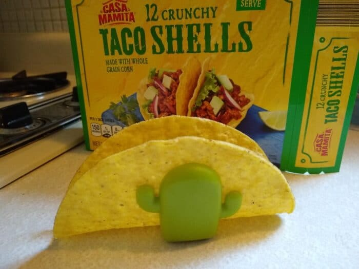 Crofton Taco Holders