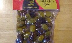 Trader Joe's Marinated Olive Duo