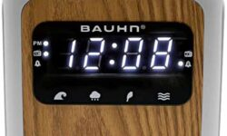 Bauhn Relaxation Clock