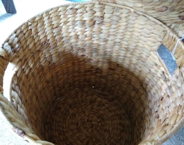 Huntington Home Fox Storage Basket