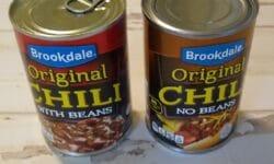 Brookdale Original Chili