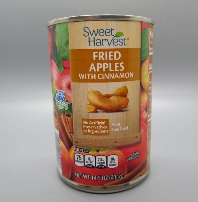 Sweet Harvest Fried Apples With Cinnamon
