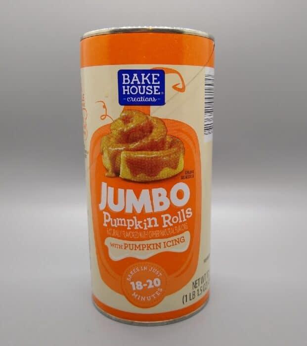 Bake House Creations Jumbo Pumpkin Rolls