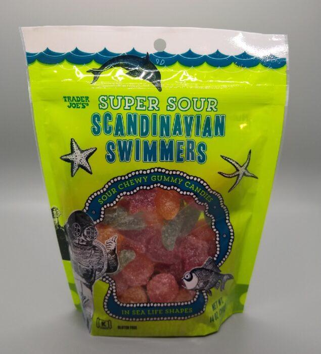 Trader Joe's Super Sour Scandinavian Swimmers