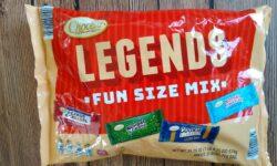 Choceur Legends Fun Size Mix