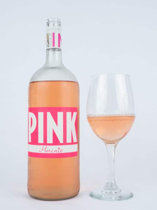 In the Pink Moscato