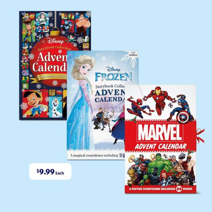 Storybook Advent Calendars