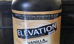 Elevation Protein Powder 1