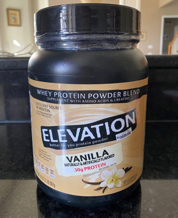 Elevation Protein Powder 1