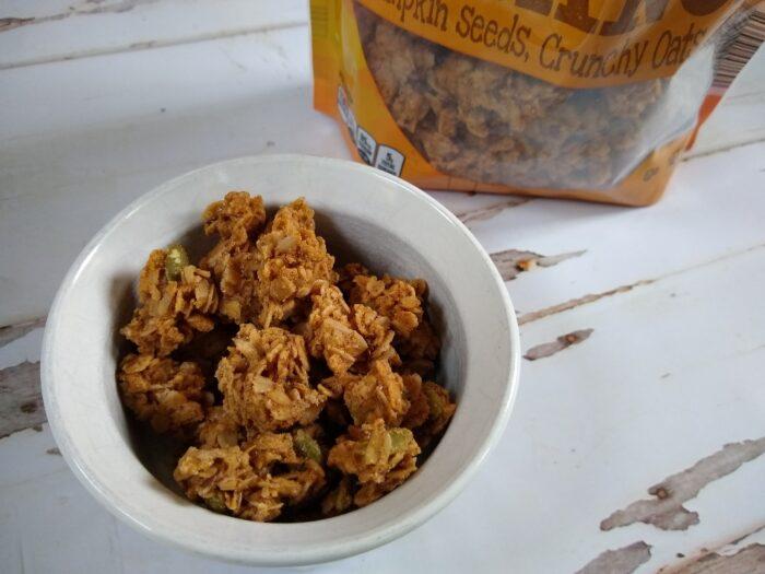 Millville Pumpkin Spice Granola