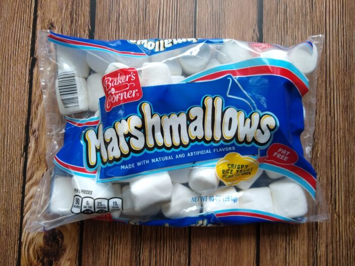 Aldi Marshmellows