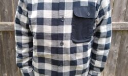 Adventuridge Men's Flannel Shirt Jacket