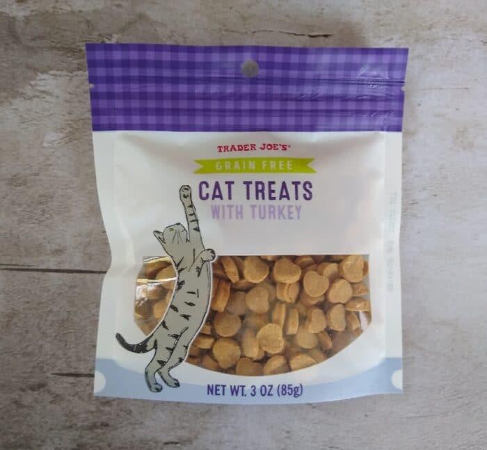 Trader Joe's Cat Treats