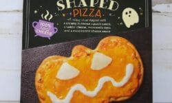 Mama Cozzi's Halloween Pumpkin Shaped Pizza