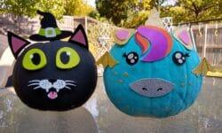 Spooky Nightz Pumpkin Craft Kit