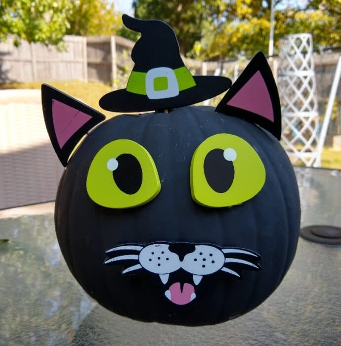 Spooky Nightz Pumpkin Craft Kit