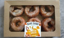 Bake Shop Bakery Glazed Pumpkin Spice Donuts