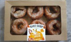 Bake Shop Bakery Glazed Pumpkin Spice Donuts