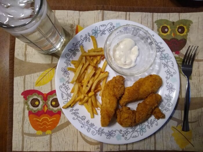 Kirkwood Crispy Chicken Strips