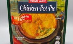Trader Joe's Chicken Pot Pie