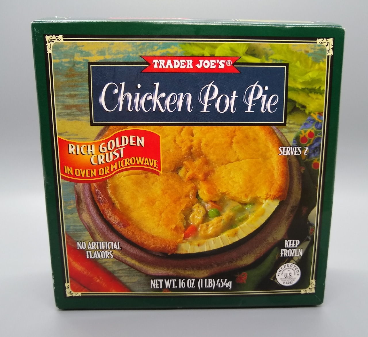 Trader Joe S Chicken Pot Pie Aldi Reviewer