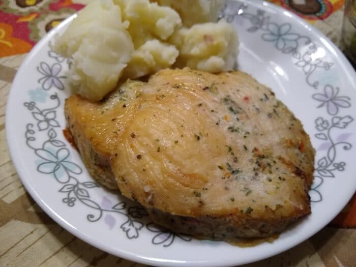 Kirkwood Garlic and Herb Seasoned Chicken Breasts