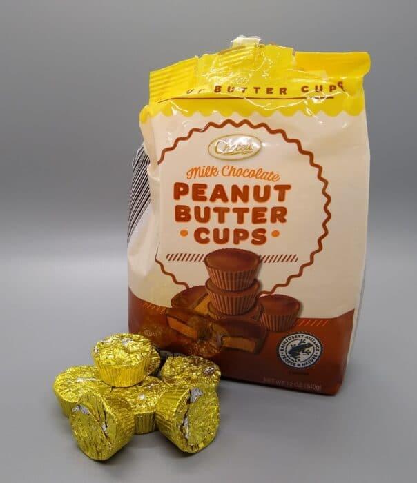 Choceur Milk Chocolate Peanut Butter Cups