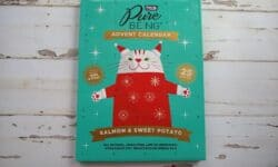 Heart to Tail Pure Being Cat Treat Advent Calendar