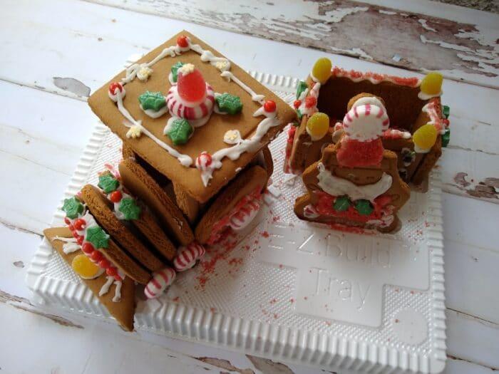 Benton's Gingerbread Train Kit