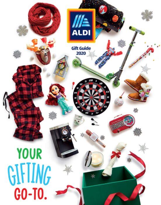 Aldi Gift Guide Catalog