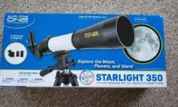 Explore One Starlight 350 Telescope