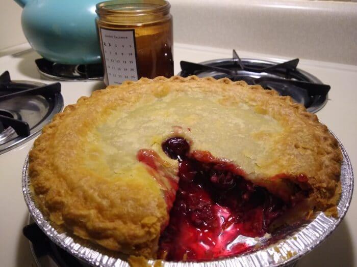Belmont Cherry Pie