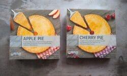 Belmont Cherry Pie and Belmont Apple Pie