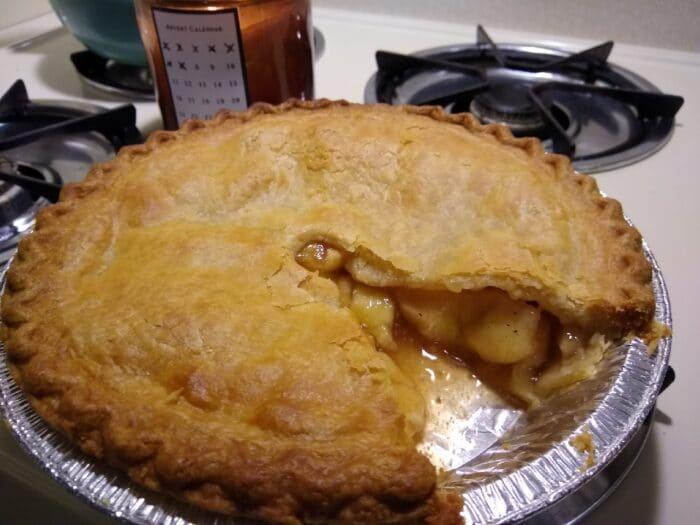 Belmont Apple Pie