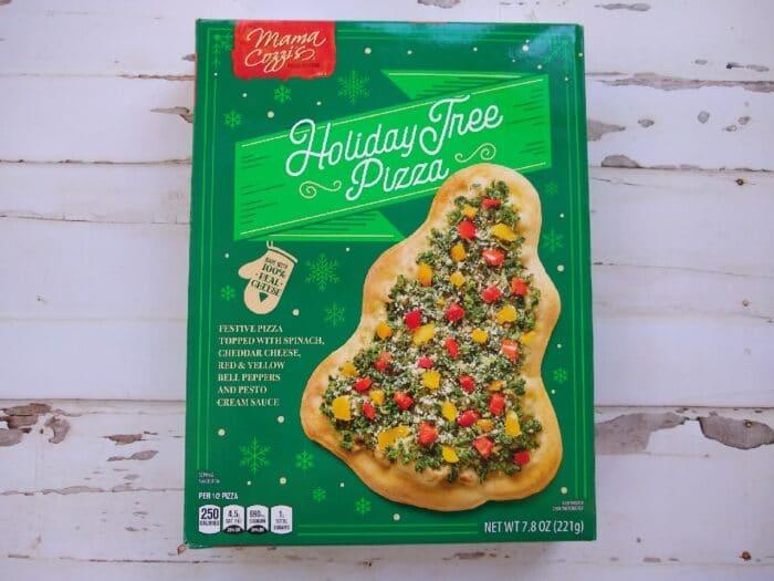 Mama Cozzi's Holiday Tree Pizza
