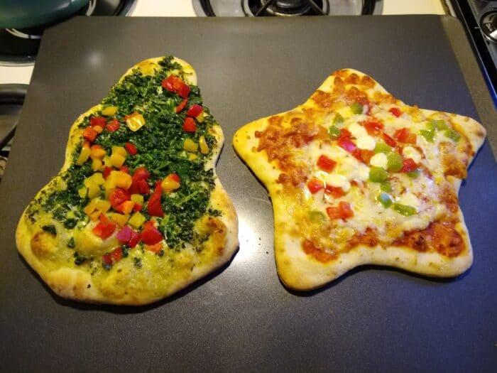 Mama Cozzi's Holiday Pizza
