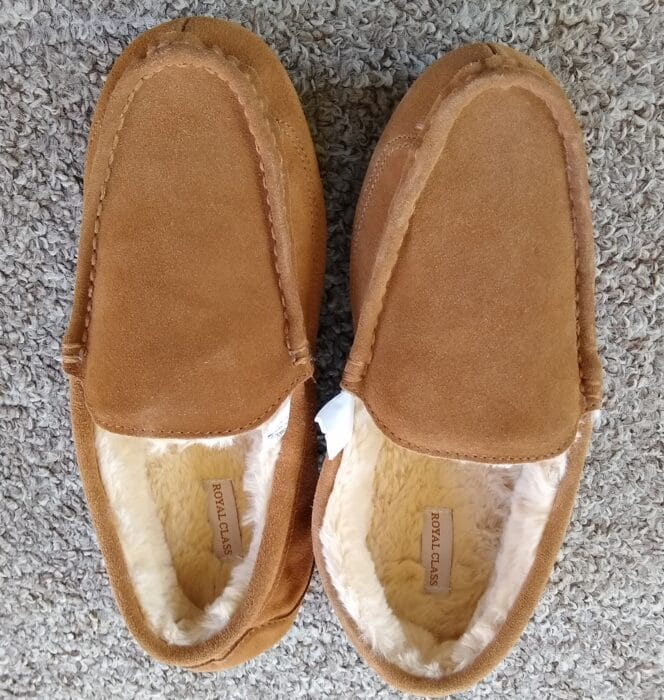 Royal Class Slippers